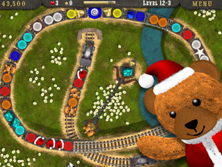 Screenshot of Loco Christmas Edition