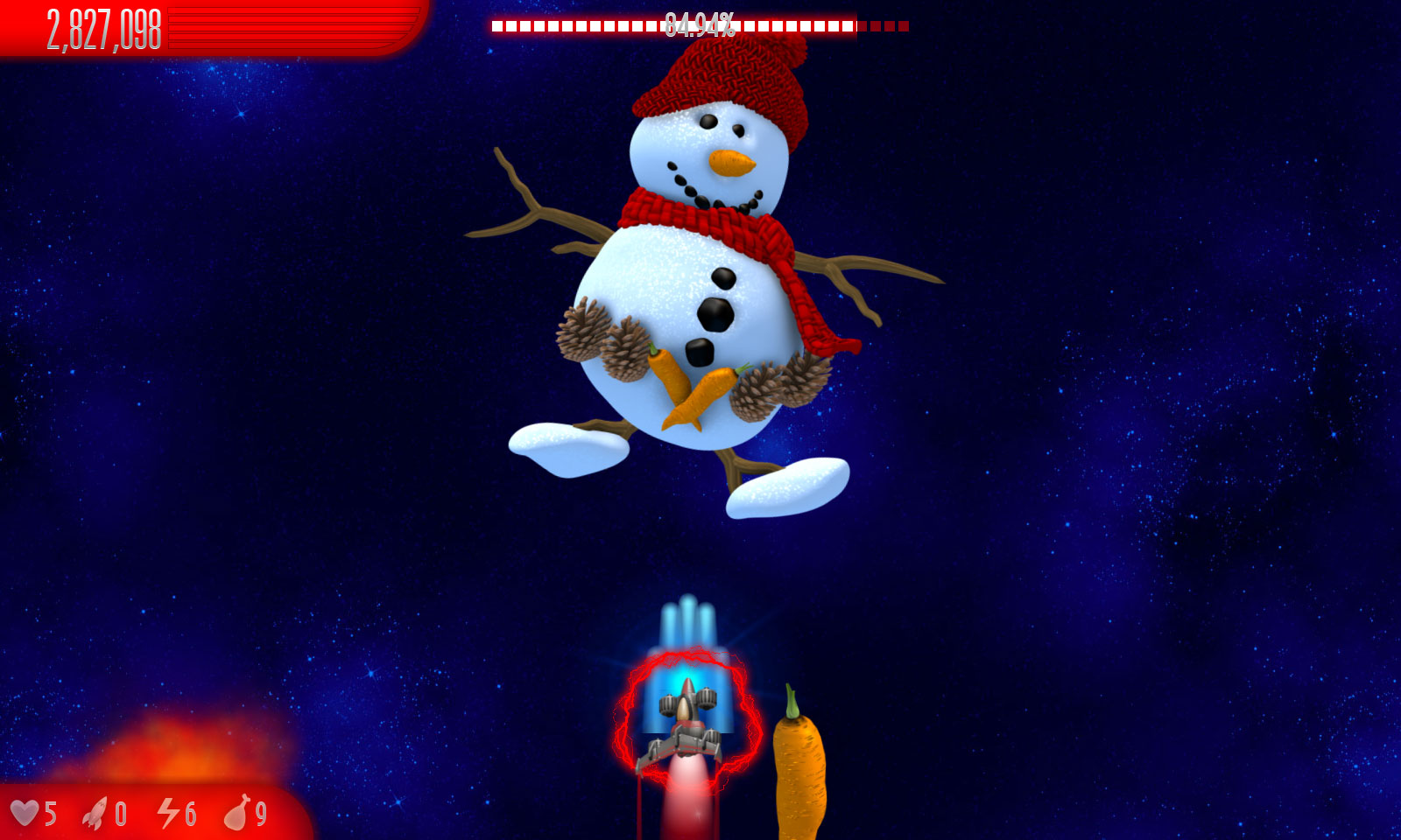 chicken invaders cluck of the dark side (christmas edition) download